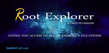 Root Explorer (Android 1.5)